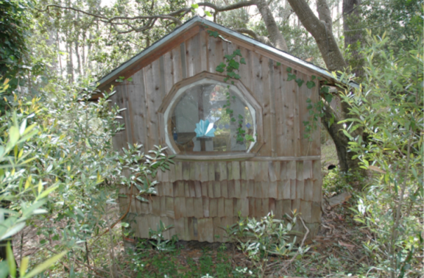 Meditation hut frome DOE by Swift