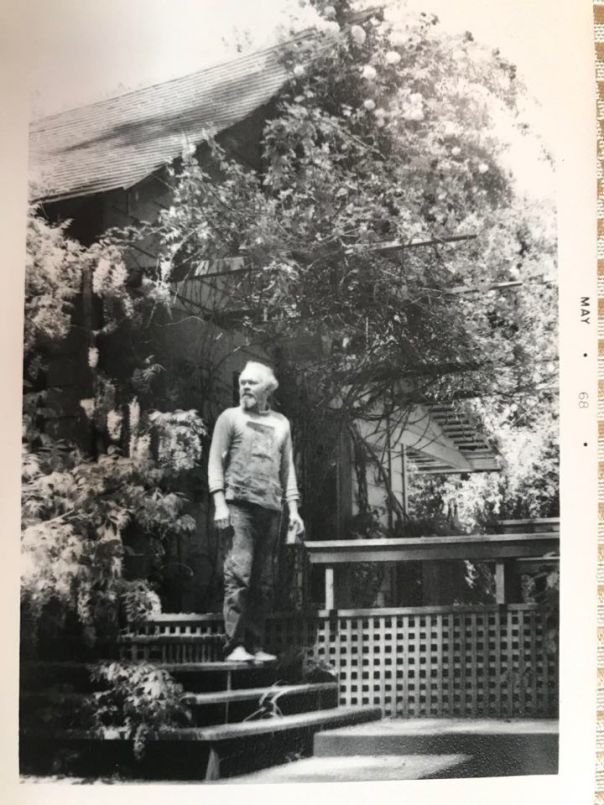 Somers Roger at Twin peaks House May 1968 from Margo St. James son Don Sobjack